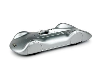 Auto Union Tipo C Streamline Bernd Rosemeyer (1937) Brumm 1 43 -  FABRICANTES 0bf15bc60d19e